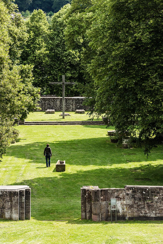 Gebet.Zeit im Kloster Hirsau