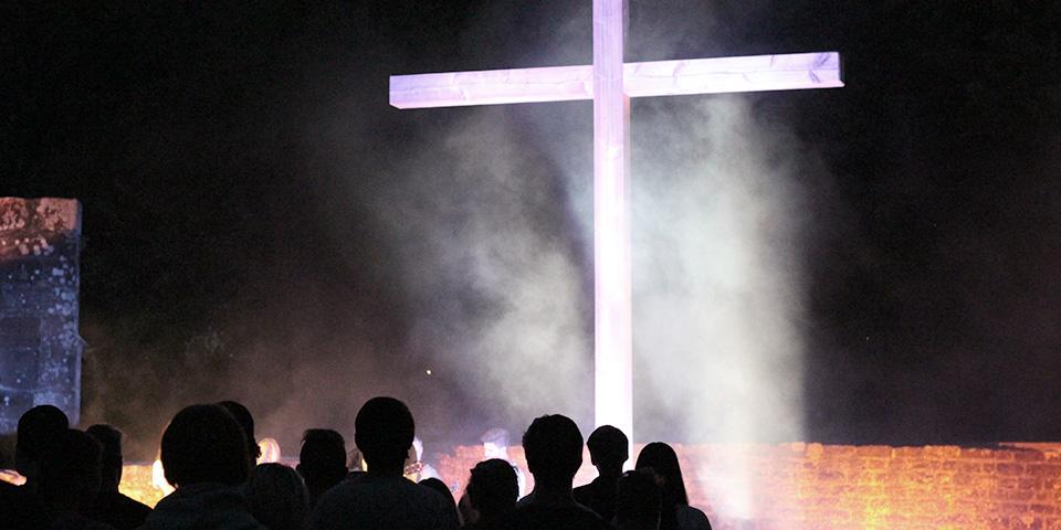 Jugendevent bei Gebet.Zeit im Kloster Hirsau